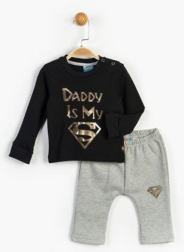 Superman Set Siyah